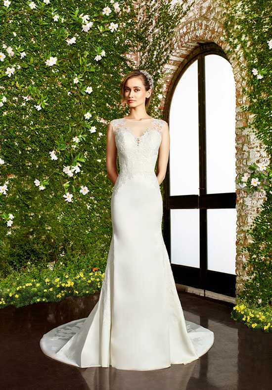 Moonlight Collection J6471 Mermaid Wedding Dress