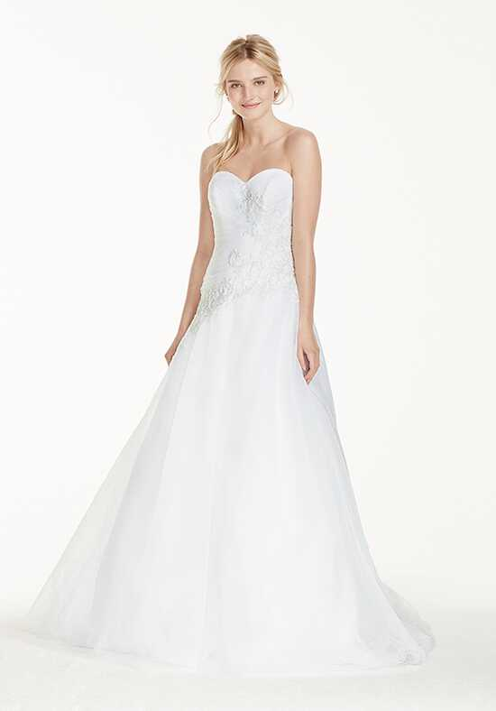 David's Bridal David's Bridal Collection Style WG3740 Ball Gown Wedding Dress