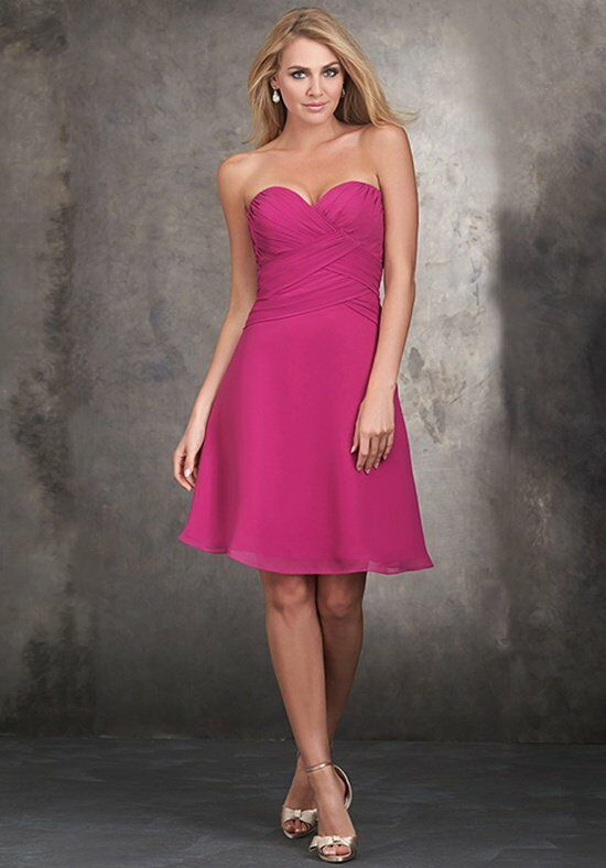 Allure Bridesmaids 1428 Sweetheart Bridesmaid Dress