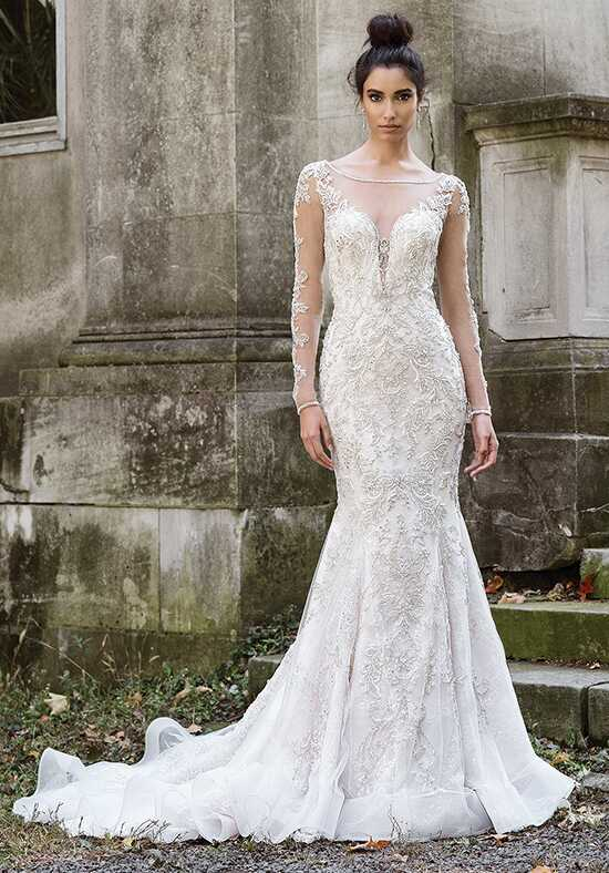 Justin Alexander Signature 9877 Mermaid Wedding Dress