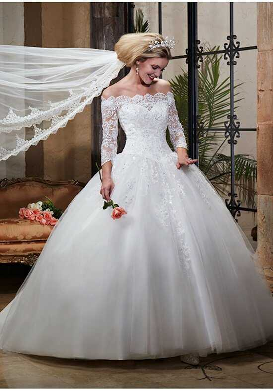 Mary's Bridal 6362 Ball Gown Wedding Dress