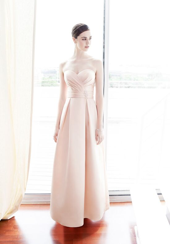 Colour by Kenneth Winston 5218L Sweetheart Bridesmaid Dress