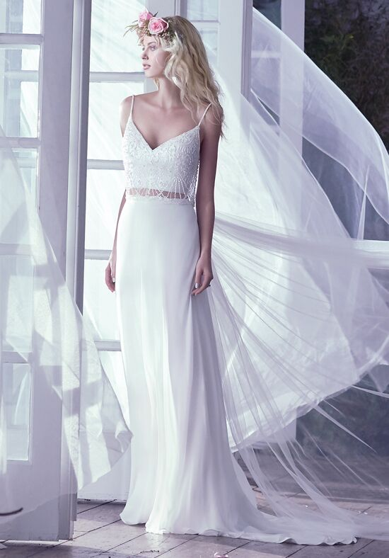 Maggie Sottero Griffyn Sheath Wedding Dress