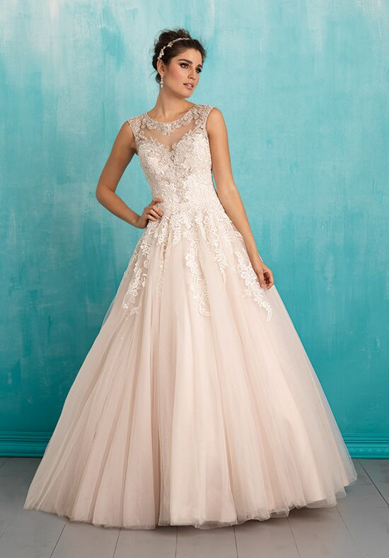 Allure Bridals 9323 Ball Gown Wedding Dress