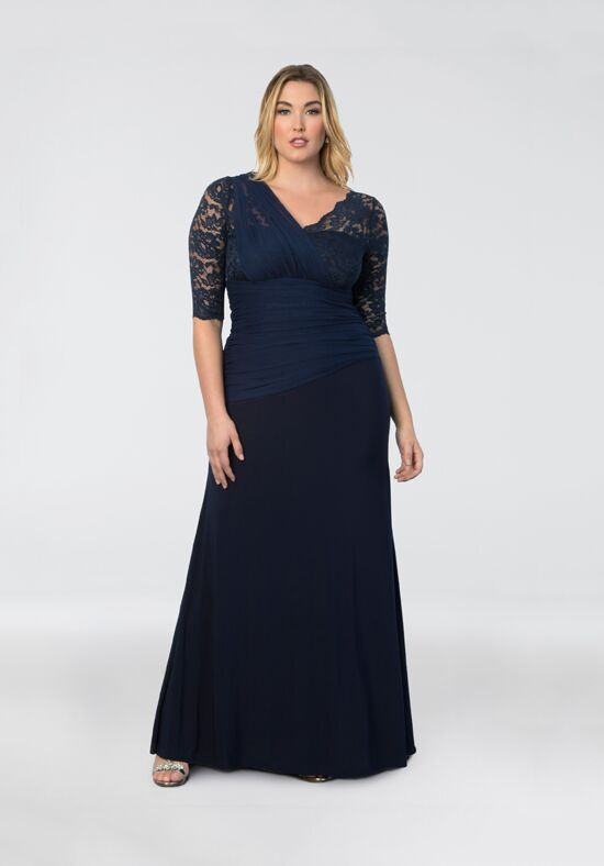 David's Bridal Mother of the Bride 13140903 Black Mother Of The Bride Dress