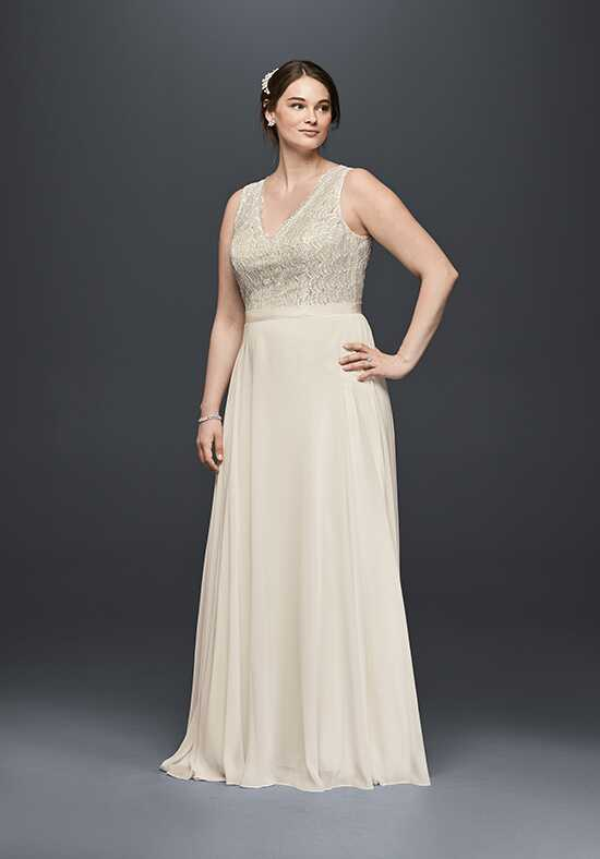 David's Bridal David's Bridal Collection Style 9WG3835 Wedding Dress photo