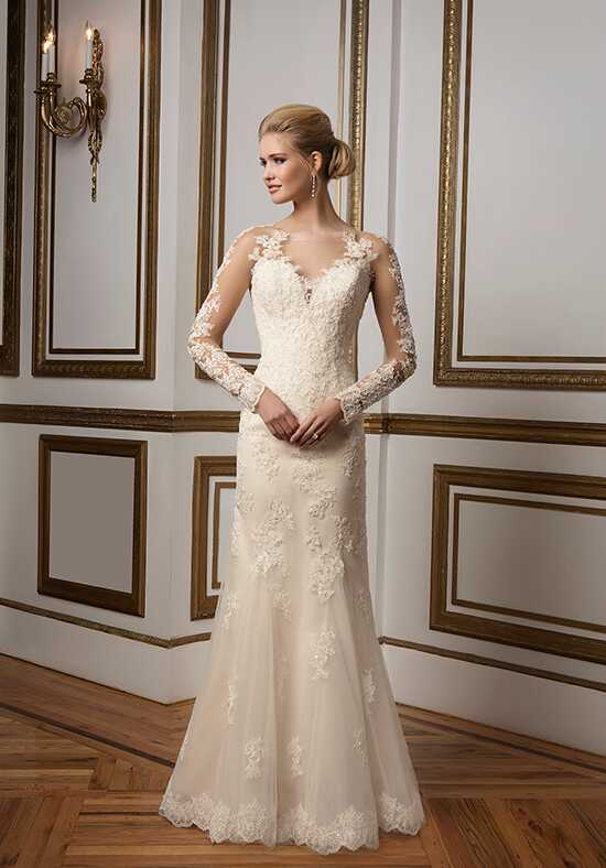 Justin Alexander 8812 Sheath Wedding Dress