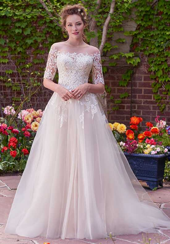 Rebecca Ingram Yvonne A-Line Wedding Dress