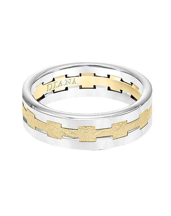 Diana 11-N8735WY65-G.00 Gold Wedding Ring