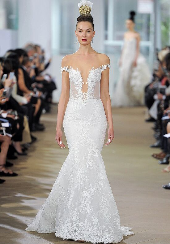 Ines Di Santo Haydon Mermaid Wedding Dress