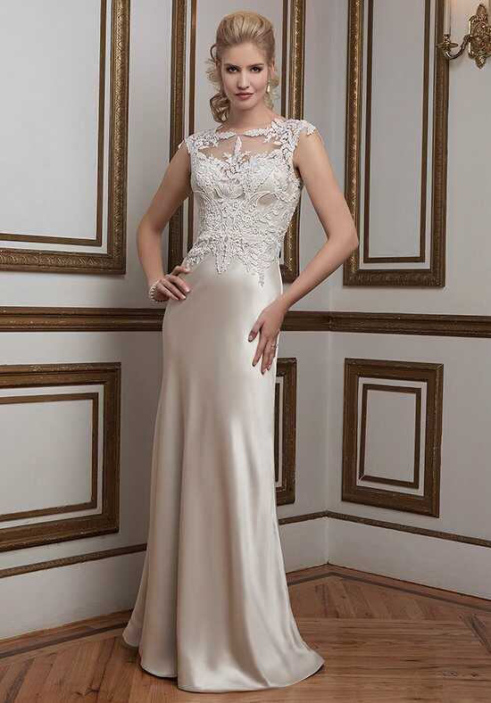 Justin Alexander 8792 Sheath Wedding Dress
