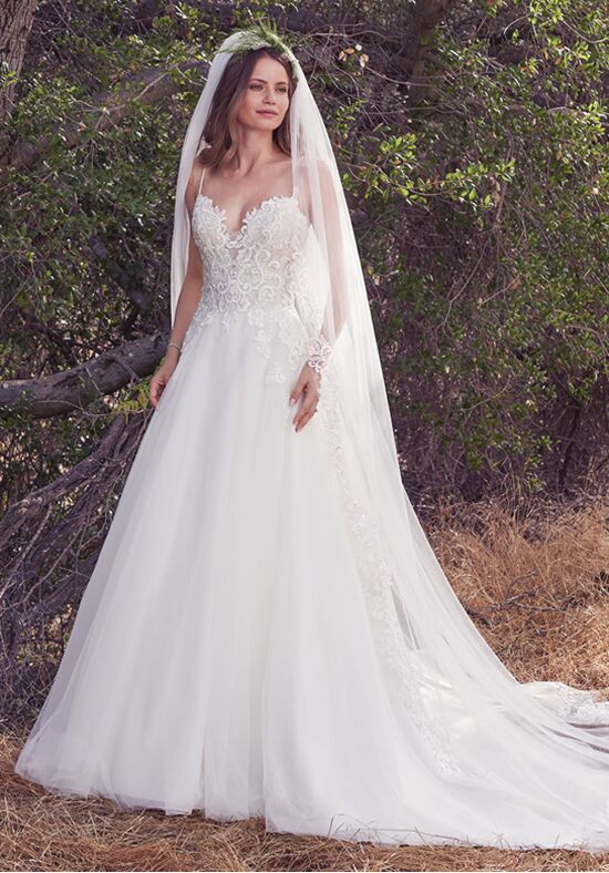 Maggie Sottero Morocco A-Line Wedding Dress