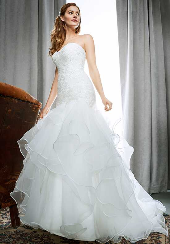Kenneth Winston 1702 Mermaid Wedding Dress