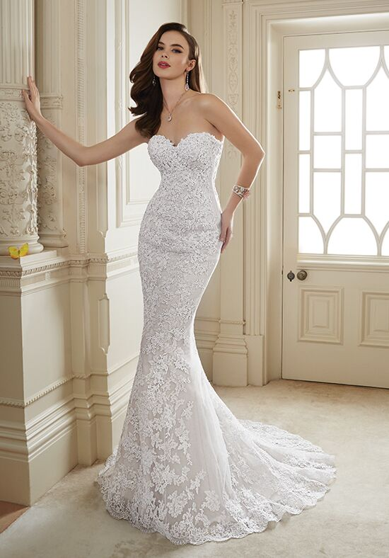 Sophia Tolli Y11652 - Maeve A-Line Wedding Dress