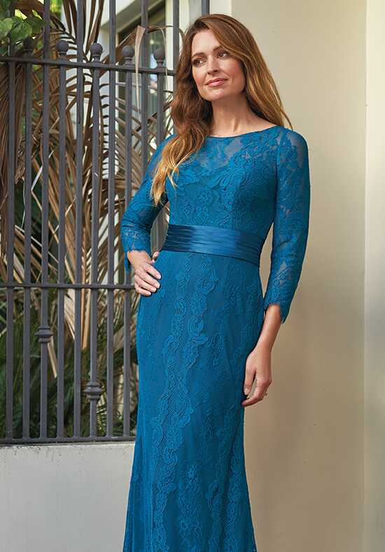 Jade J205068 Blue Mother Of The Bride Dress