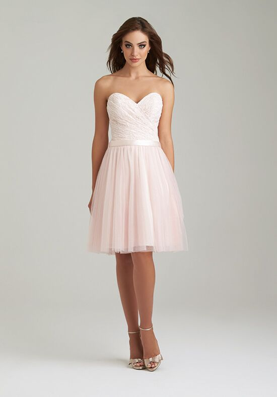 Allure Bridesmaids 1451 Sweetheart Bridesmaid Dress