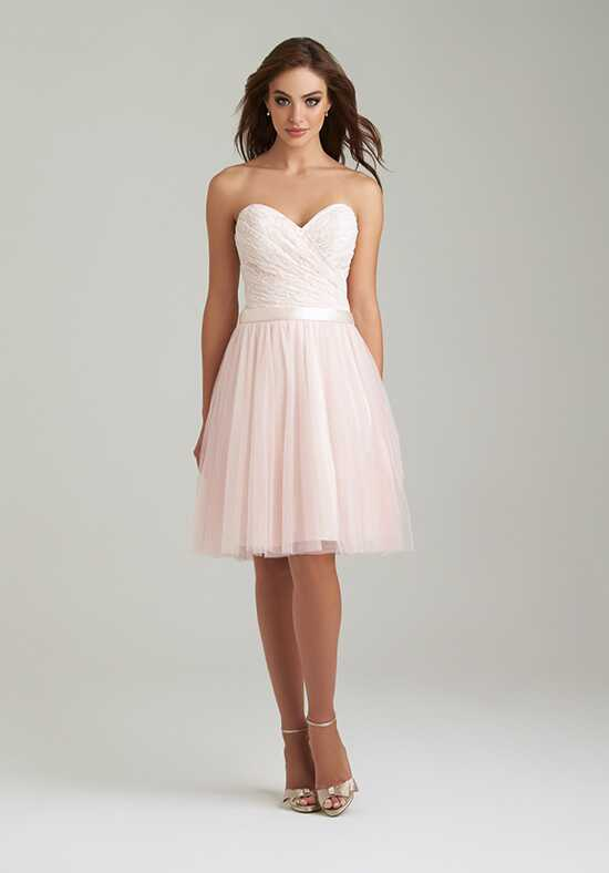 Allure Bridesmaids 1451 Bridesmaid Dress photo