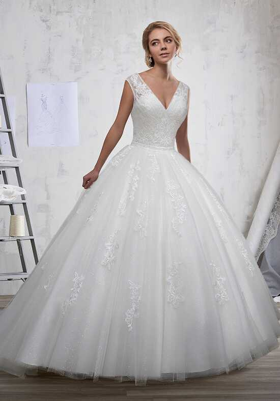 Mary's Bridal 6589 Ball Gown Wedding Dress