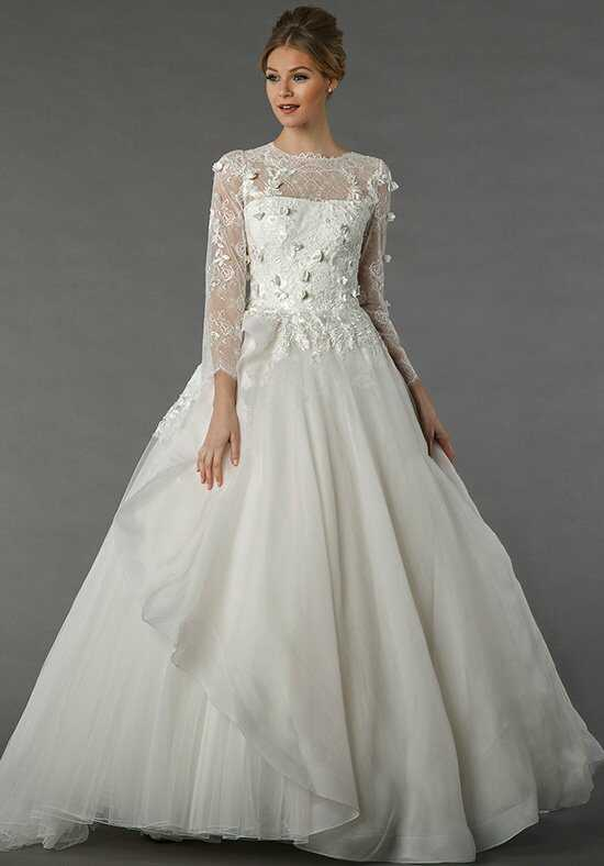 Tony Ward for Kleinfeld 21V2 A-Line Wedding Dress