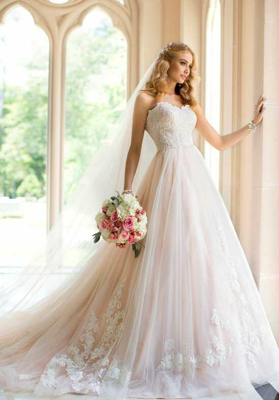 Stella York 5911 A-Line Wedding Dress