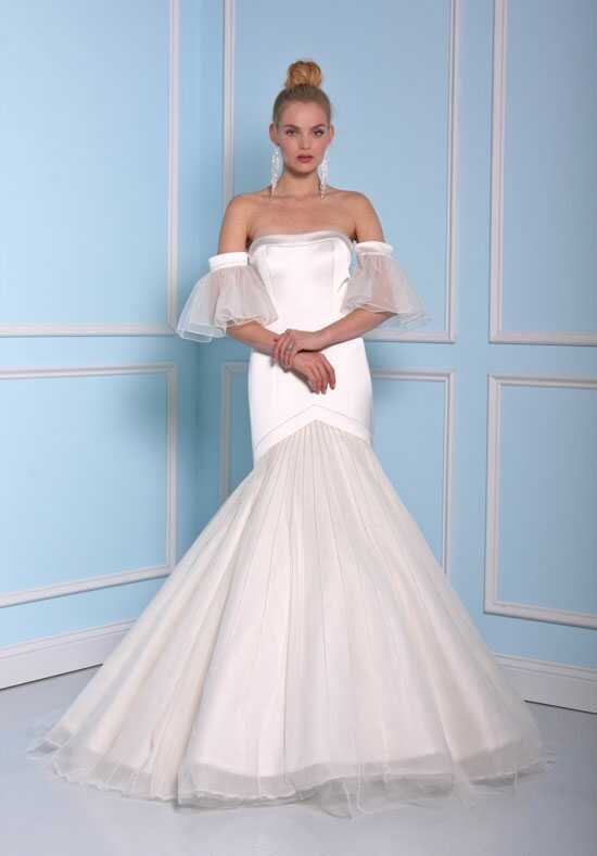 Christian Siriano for Kleinfeld BSS17-17001 Mermaid Wedding Dress