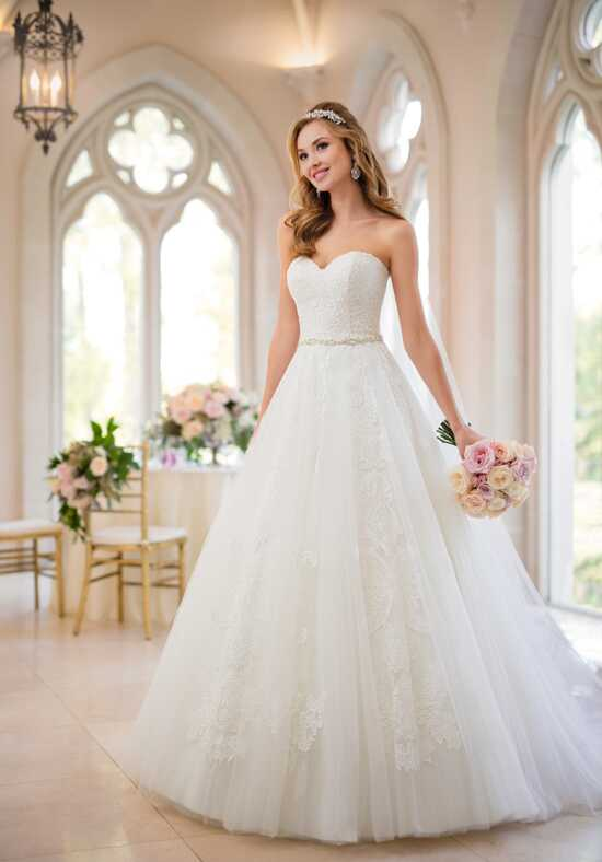 Stella York 6461 Ball Gown Wedding Dress