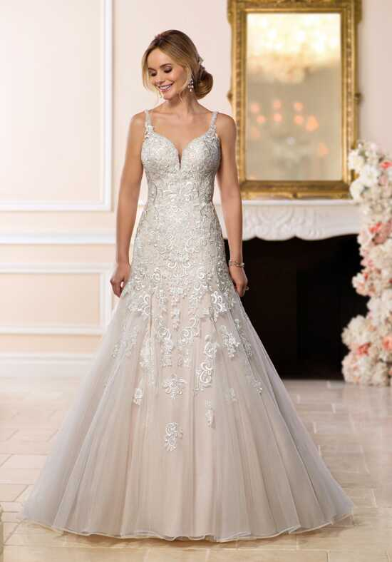 Stella York 6601 A-Line Wedding Dress