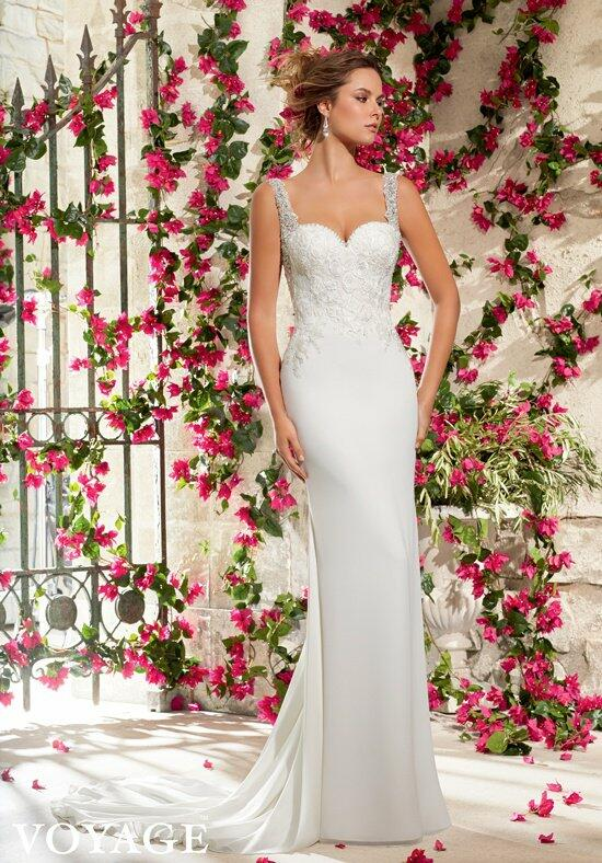 Voyage by Madeline Gardner 6798 Wedding Dress photo