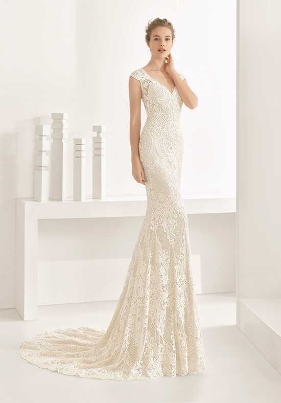 Rosa Clará Natalia Mermaid Wedding Dress