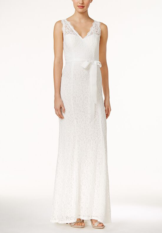 A-Line Lace Wedding Dresses
