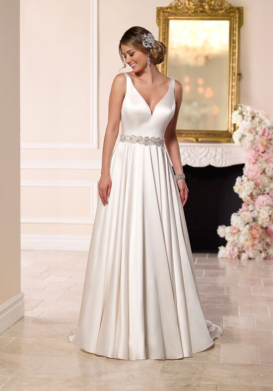 Stella York 6222 A-Line Wedding Dress