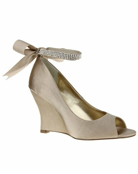Nina Bridal Wedding Accessories EMMA_CHAMPAGNE Ivory Shoe