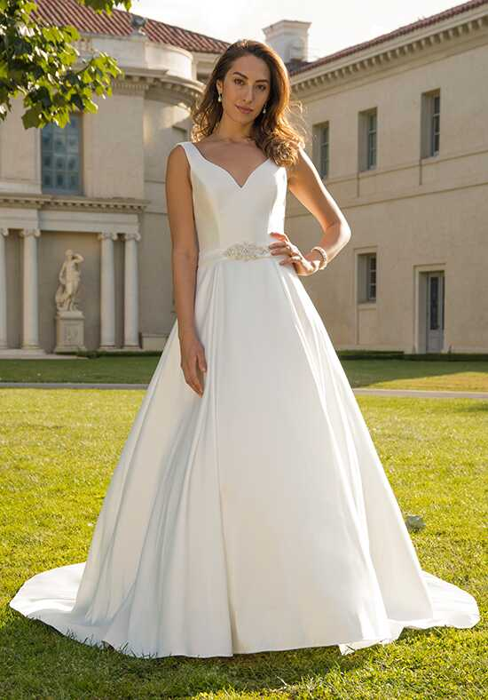 Angel & Tradition AT4711 Ball Gown Wedding Dress