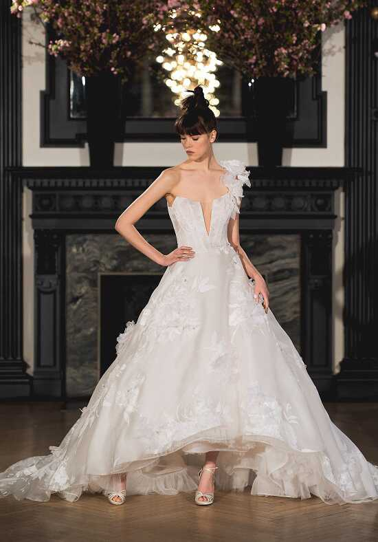 Ines Di Santo Claire Ball Gown Wedding Dress