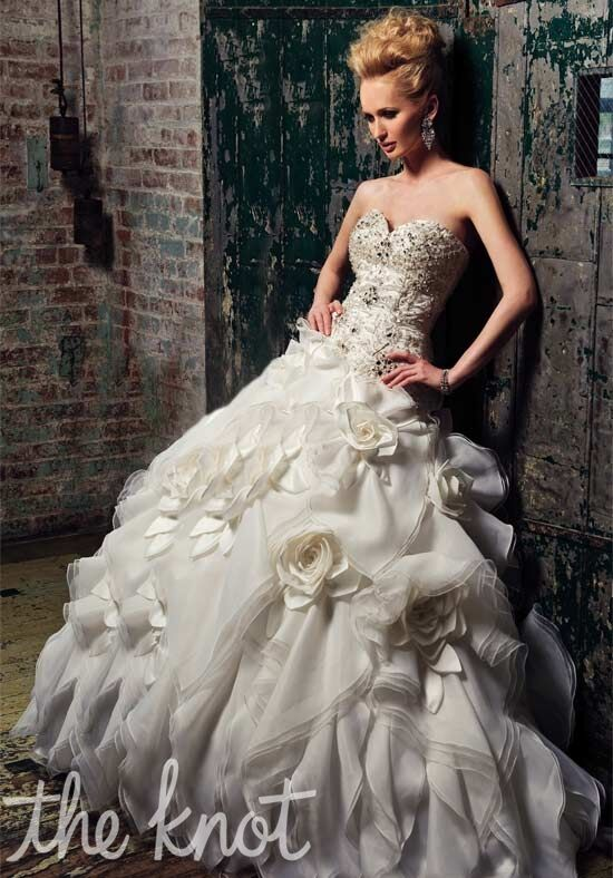 Ysa Makino 2792 Ball Gown Wedding Dress