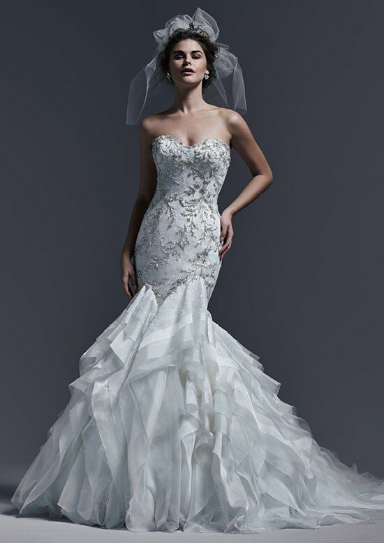 Sottero And Midgley Althea Wedding Dress