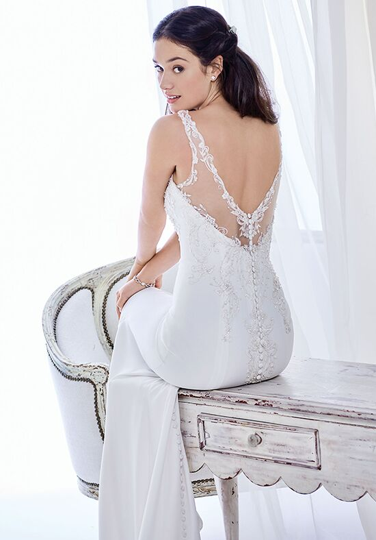 Kenneth Winston: Ella Rosa Collection BE392 Mermaid Wedding Dress