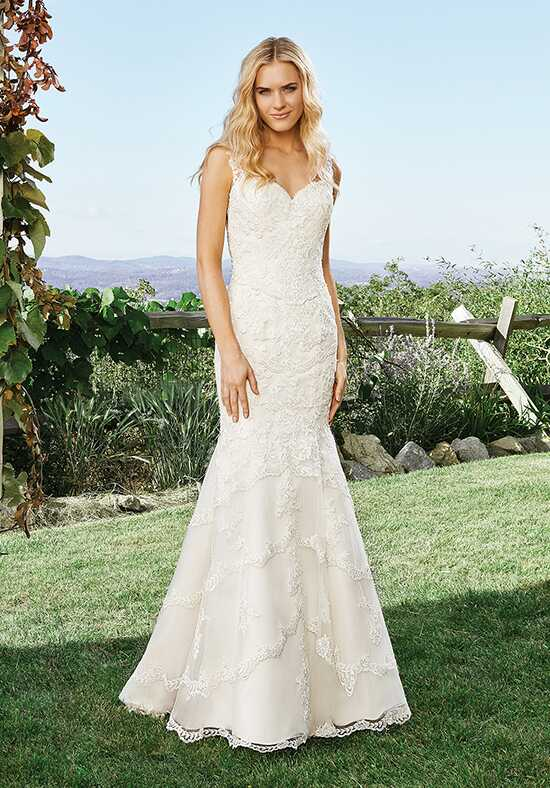 Lillian West 6429 Mermaid Wedding Dress