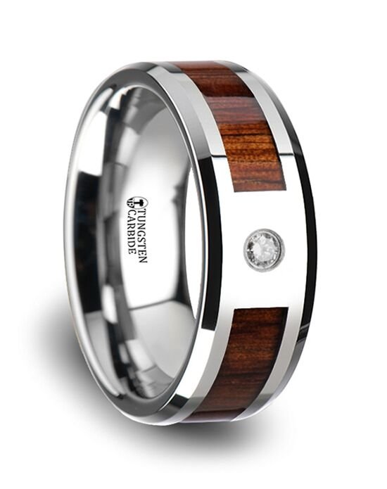 Mens Tungsten Wedding Bands W3765-TCKW Tungsten Wedding Ring