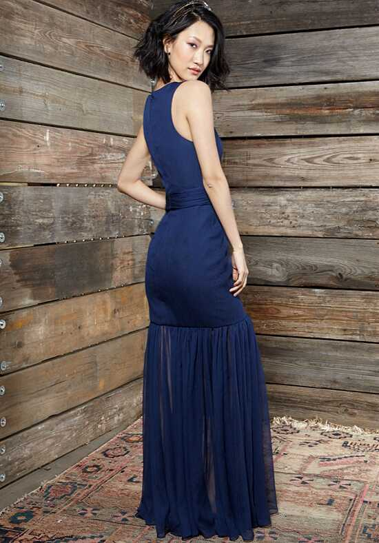 Ivy & Aster Bridesmaids Debbie Halter Bridesmaid Dress