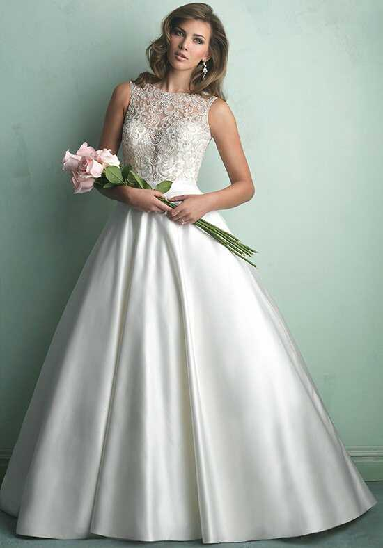 Allure Bridals 9152 Ball Gown Wedding Dress