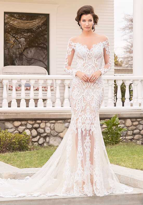 IVOIRE by KITTY CHEN ADRIANNA, V1803 Sheath Wedding Dress