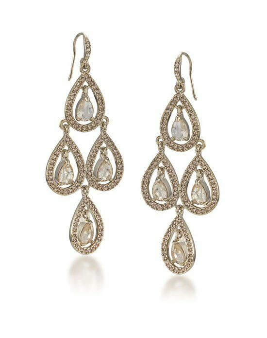 Carolee Jewelry 2677FW5009 Wedding Earring photo