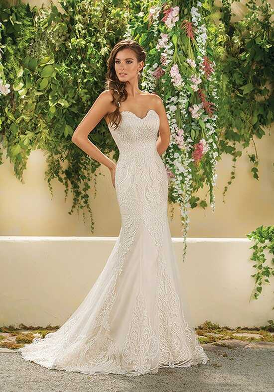 Jasmine Collection F181014 Mermaid Wedding Dress