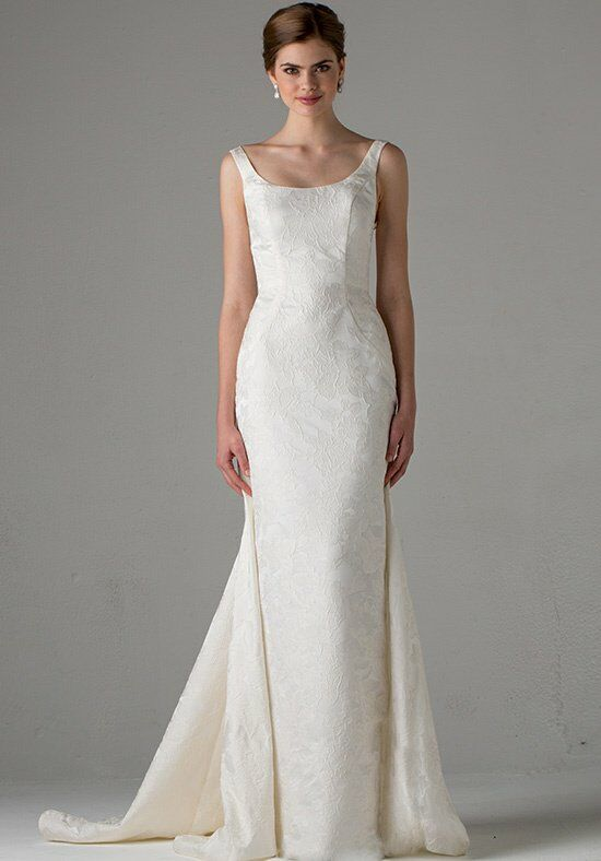 Anne Barge Chartres Sheath Wedding Dress