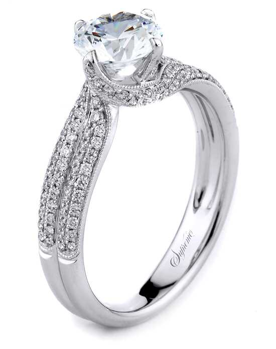 Supreme Jewelry SJ157829 Engagement Ring photo