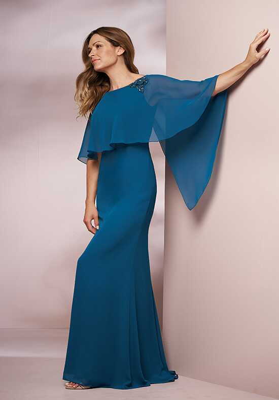 Jade J205008 Blue Mother Of The Bride Dress
