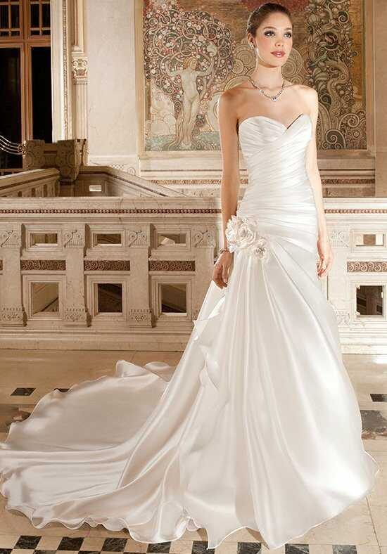 Demetrios 3223 A-Line Wedding Dress