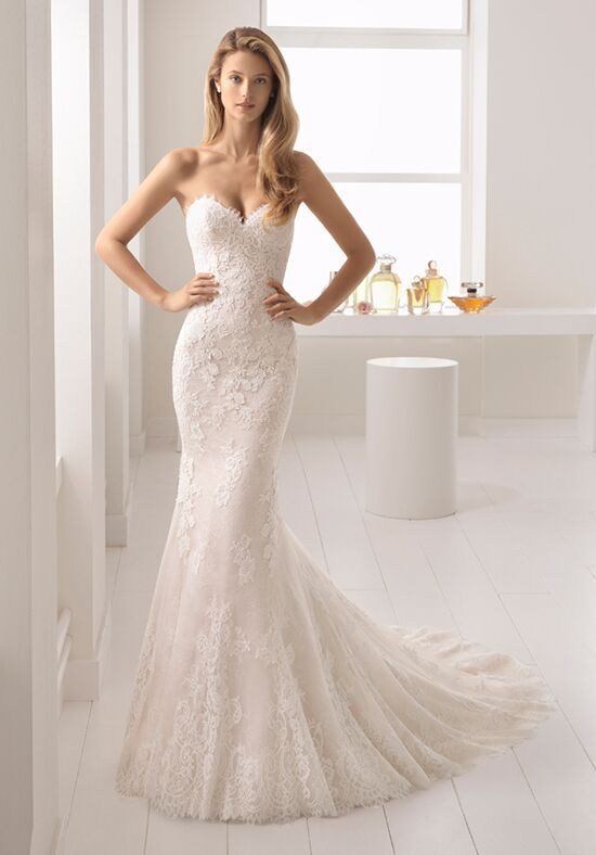 Aire Barcelona BABILONIA Mermaid Wedding Dress