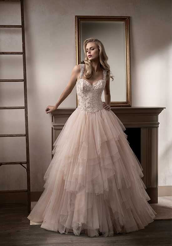 Jasmine Couture T192017 Ball Gown Wedding Dress